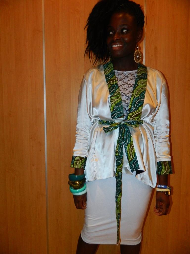 Hey 2014- My African Closet