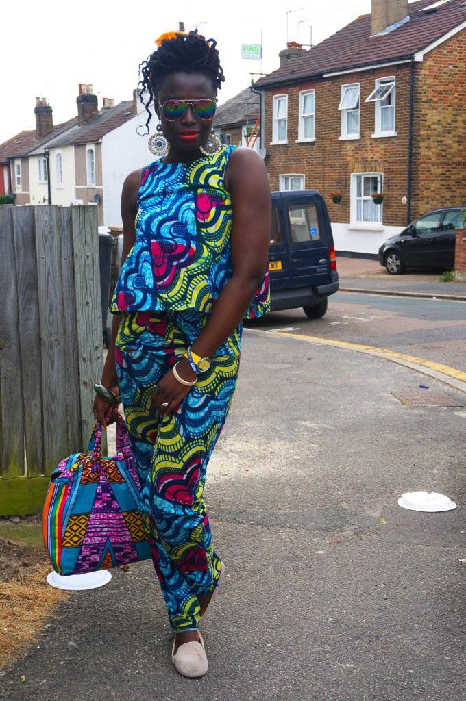 Bye Bye Summer- My African Closet