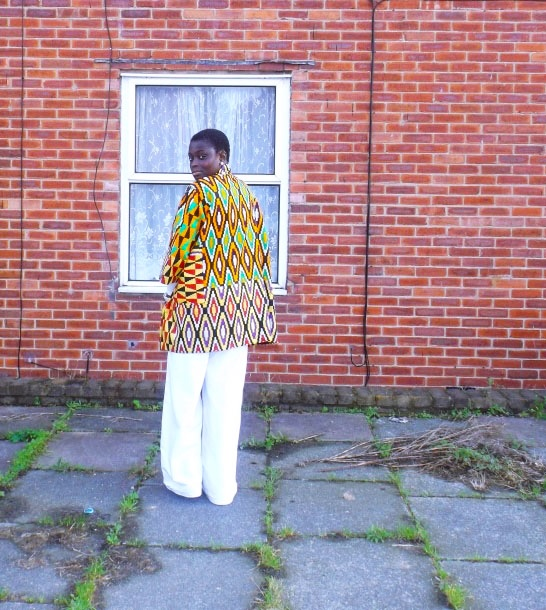 My African Closet kente